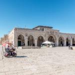 Al-Aqsa-Moschee auf dem Tempelberg