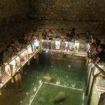 Struthion Zisterne im Hasmon?ertunnel