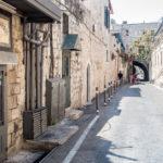Strasse des armenischen Patriarchats