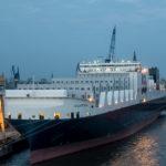 Hamburg - Containerschiff Atlantic Sea