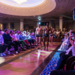 QM2 - Julien Macdonald Fashion Show