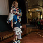 QM2 - Fashion Show der Studentinnen der Parsons School of Design