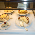 QM2 - Key Lime Pie im Kings Court Buffet Restaurant
