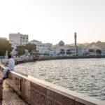 An der Corniche von Matrah