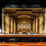 Orgel im Opernhaus von Mascat