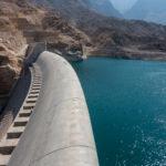 Staudamm Wadi Dayqah