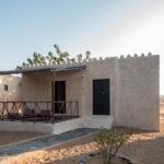 Camp Sama Al Wasil, Steinh?tten