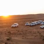 In den D?nen beim Camp Sama Al Wasil