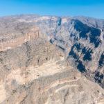 Am Canyon nahe Dschebel Schems