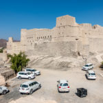 Festung Hisn Tamah in Bahla