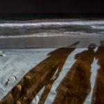 Mitternacht am Strand von Salala (Hotel Crowne Plaza)