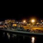 "USA, Los Angeles: Museums-Schlachtschiff ""USS Iowa"""