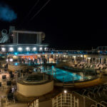 Coral Princess: Pool-Deck-Party