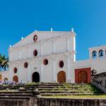 Nicaragua, Granada: San Francisco Kloster