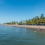 Costa Rica, Puntarenas: Strand