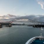Vor dem Panamakanal: Puente de las Am?ricas