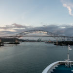 Vor dem Panamakanal: Puente de las Américas