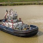 Panamakanal: Schlepper