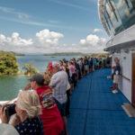 Panamakanal: Im Gatun-See