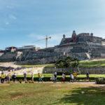 Kolumbien, Cartagena: Castillo San Felipe de Barajas