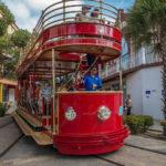 Aruba, Oranjestad: Tram