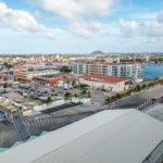 Aruba: Blick ?ber Oranjestad