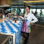 """Coral Princess: """"Deutsches"""" Buffet im Horizon Court Restaurant"""