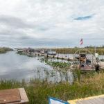 Florida, Everglades: Sumpfboothafen