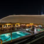 MS Rotterdam, Lido Pool