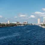 Ausfahrt aus Tampa