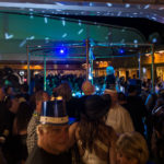 MS Rotterdam, Silvesterparty am Lido Pool