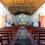 Honduras, Trujillo. Kirche San Juan Bautista