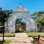Honduras, Trujillo. Alter Friedhof