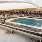 MS Rotterdam. Lido-Pool