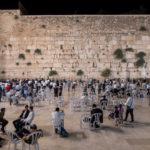 Jerusalem - Vor der Klagemauer