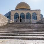 Jerusalem - Felsendom auf dem Tempelberg