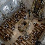 Jerusalem - Blick in die Hurva-Synagoge