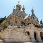 Jerusalem - Russ. orth. Kloster Maria-Magdalena auf dem Ölberg