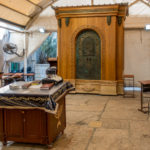 Hebron - Gräber der Patriarchen - jüdischer Teil