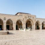 Jerusalem - Al-Aqsa-Moschee