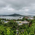 Baracoa -Blick über die Bucht