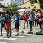 Santiago de Cuba - Kinder nahe der Moncada-Kaserne