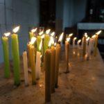 Wallfahrtskirche Virgen de la Caridad del Cobre - Kerzen