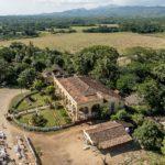 Zuckerrohrplantage Manaca Iznaga - Herrenhaus