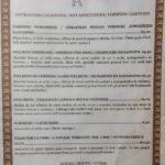 Havanna - Speisekarte 1 Restaurant Nazdarovie