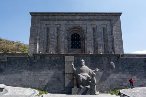 Matenadaran - Handschriftenarchiv und Museum