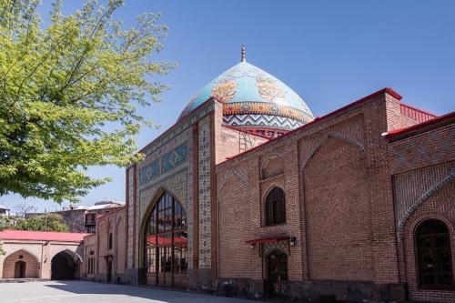 Blaue Moschee, Jerewan