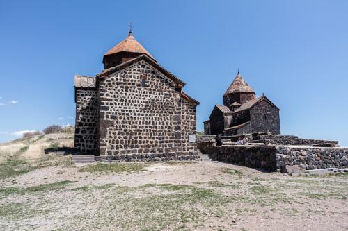 Kloster am Sewan-See