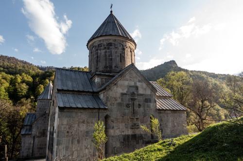 Kloster Hagharzin bei Dilidschan