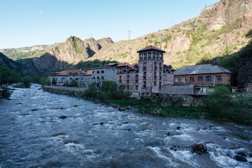 Hotel bei Dilidschan